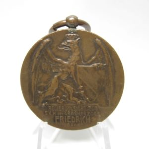 Medaille - Regierungsjubiläum Großherzog S.K.H. Friedrich v. Baden.-0