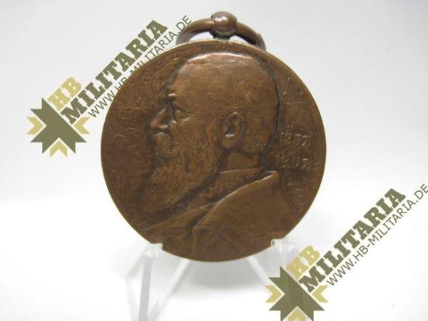 Medaille - Regierungsjubiläum Großherzog S.K.H. Friedrich v. Baden.-11886