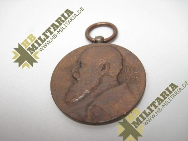 Medaille - Regierungsjubiläum Großherzog S.K.H. Friedrich v. Baden.-11888