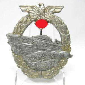 Schnellboot Kriegsabzeichen 2. Form-11954