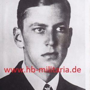 Original Pressefoto von Georg Christiansen. Schnellbootflottille.-0