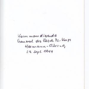 Foto Generalleutnant Wilhelm Schmalz-12136