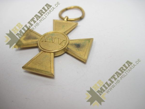 IMG 5235 600x450 - Preussen Dienstauszeichnung 25 Jahre