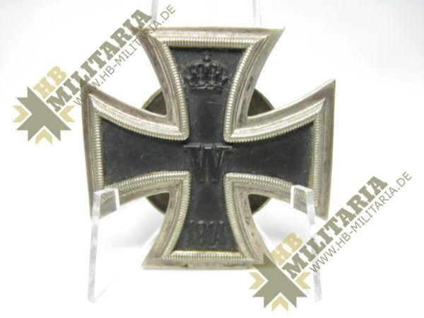 IMG 5797 600x450 - Eisernes Kreuz 1914 erste Klasse