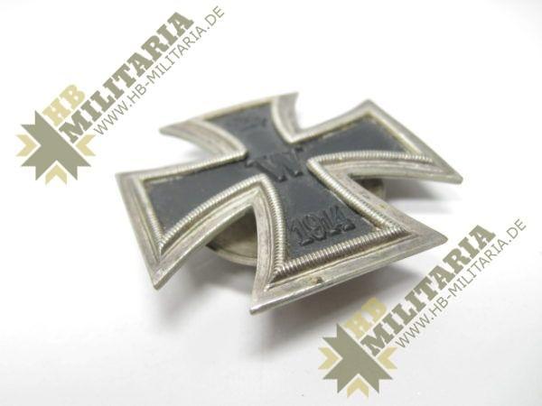 IMG 5800 600x450 - Eisernes Kreuz 1914 erste Klasse
