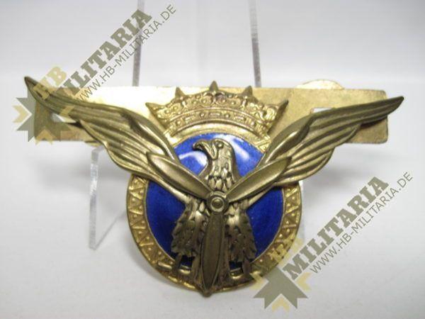 IMG 5838 600x450 - Pilotenschwinge für Militär und Transportflieger Spanien.
