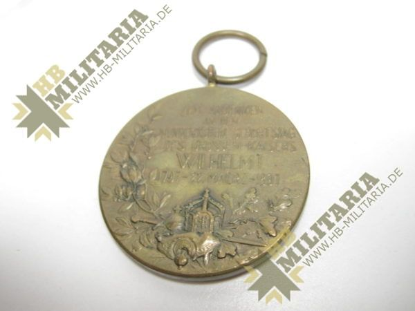 IMG 6019 600x450 - Preußen: Centenarmedaille 1897
