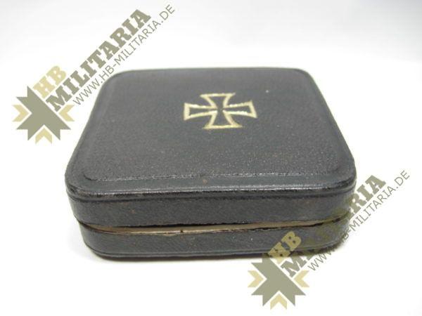 IMG 6048 600x450 - Preußen Eisernes Kreuz 1914 1.Klasse im Etui.