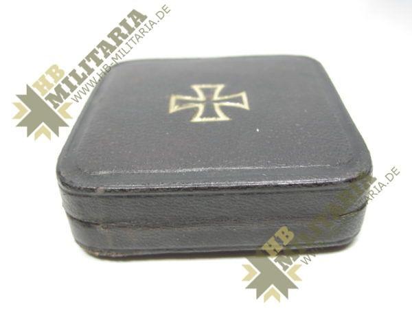 IMG 6049 600x450 - Preußen Eisernes Kreuz 1914 1.Klasse im Etui.