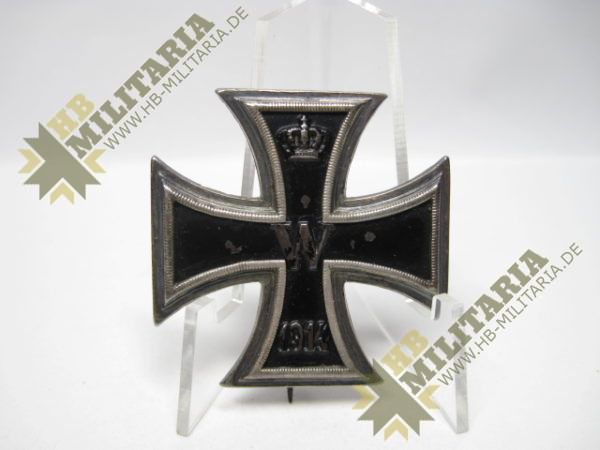 IMG 6057 600x450 - Preußen Eisernes Kreuz 1914 1.Klasse im Etui.