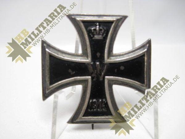 IMG 6058 600x450 - Preußen Eisernes Kreuz 1914 1.Klasse im Etui.