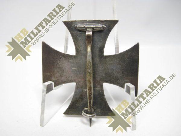 IMG 6059 600x450 - Preußen Eisernes Kreuz 1914 1.Klasse im Etui.