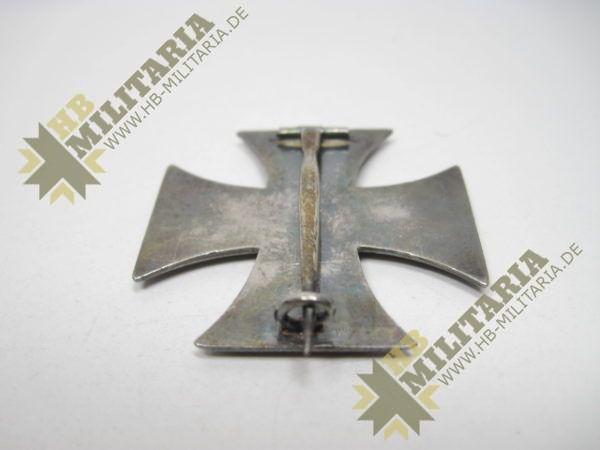 IMG 6061 600x450 - Preußen Eisernes Kreuz 1914 1.Klasse im Etui.