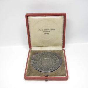 IMG 6360 300x300 - Medaille: Freie- Stadt Danzig im Etui