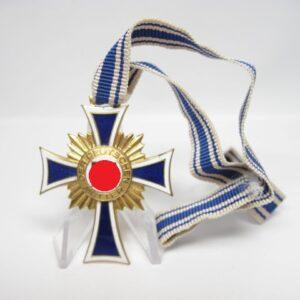 IMG 8199 300x300 - Ehrenkreuz der deutschen Mutter in gold. Mutterkreuz.