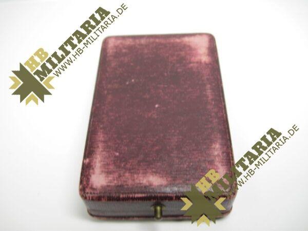 IMG 8222 600x450 - Waldeck: Silberne Verdienstmedaille 1. Typ im Etui