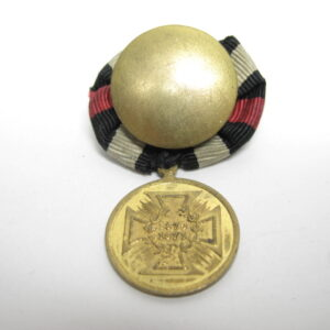 IMG 8954 300x300 - Kriegsdenkmünze 1870/71 Miniatur an Knopflochspange