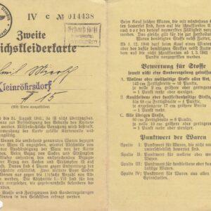 IMG 20201021 0003 300x300 - Zweite Reichskleiderkarte. Dresden.