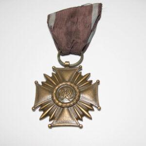 IMG 1133 300x300 - Polen: Verdienstkreuz in bronze. PRL.