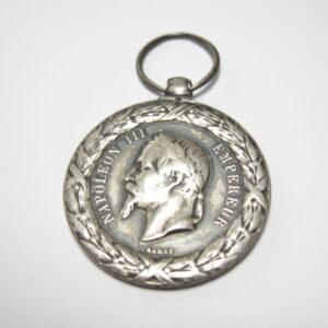 IMG 1725 300x300 - Frankreich: Gedenkmedaille der italienischen Kampagne 1859 - Denkmünze für den Feldzug in Italien