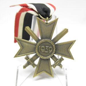 IMG 2080 300x300 - Kriegsverdienstkreuz 2. Klasse mit Schwerter
